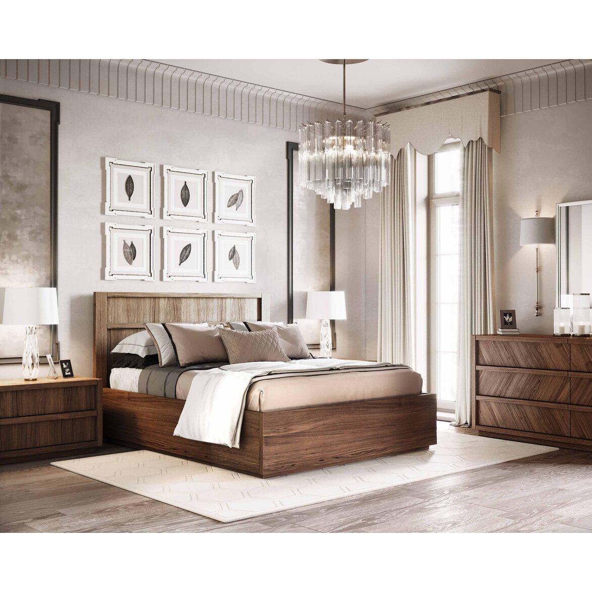 "Кровать 180*200 ""Brenson"" 4 | Двуспальные кровати Kingsby"