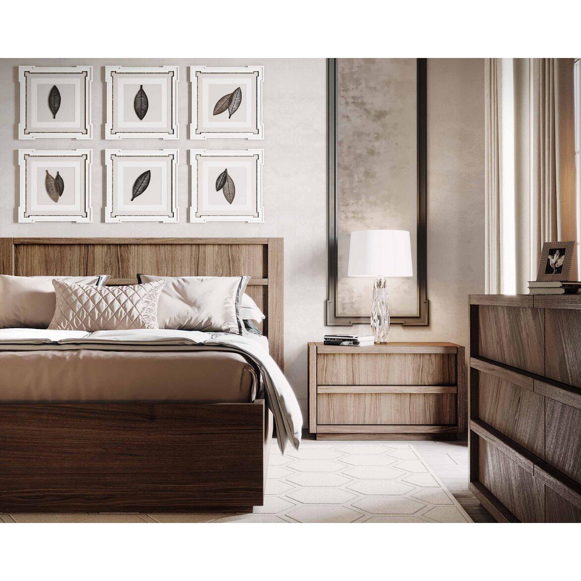 "Кровать 160*200 ""Brenson"" 5 | Двуспальные кровати Kingsby"