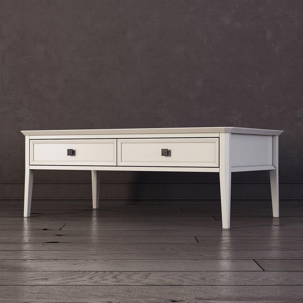 Журнальный столик Ellington, белый 2 | Журнальные столики Kingsby