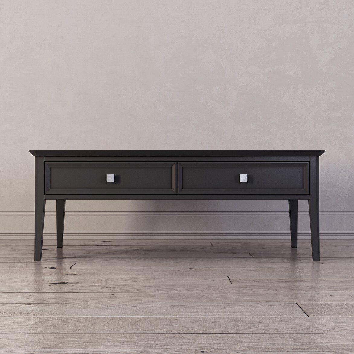 Журнальный столик Ellington, черный   Журнальные столики Kingsby