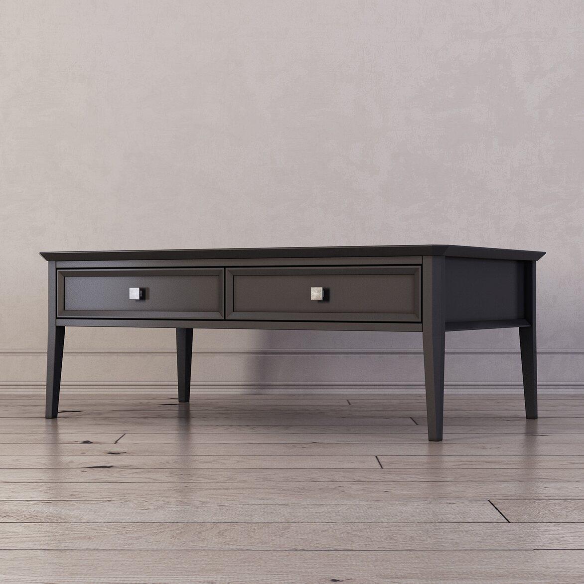 Журнальный столик Ellington, черный 2   Журнальные столики Kingsby