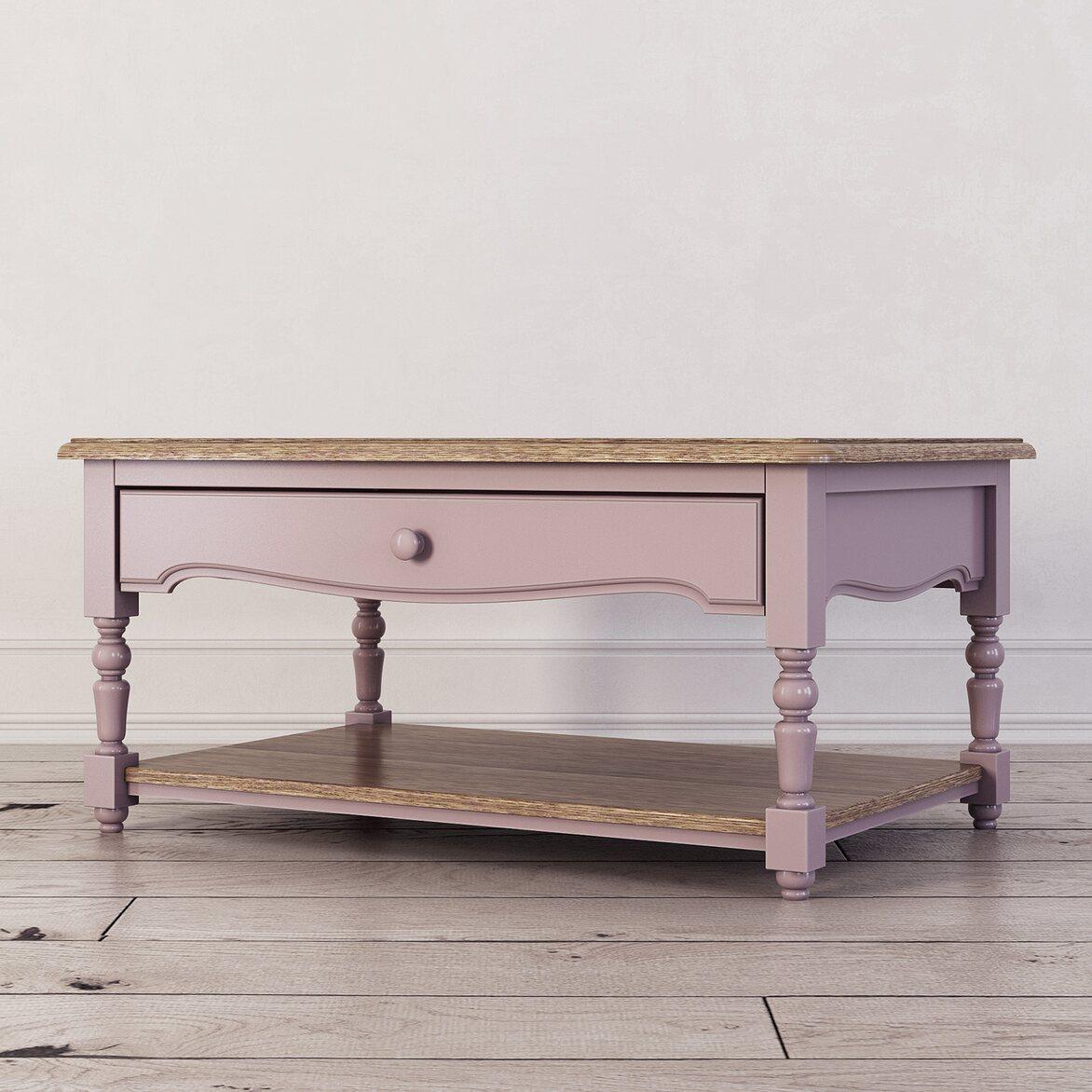 Журнальный столик Leblanc, лаванда 2 | Журнальные столики Kingsby