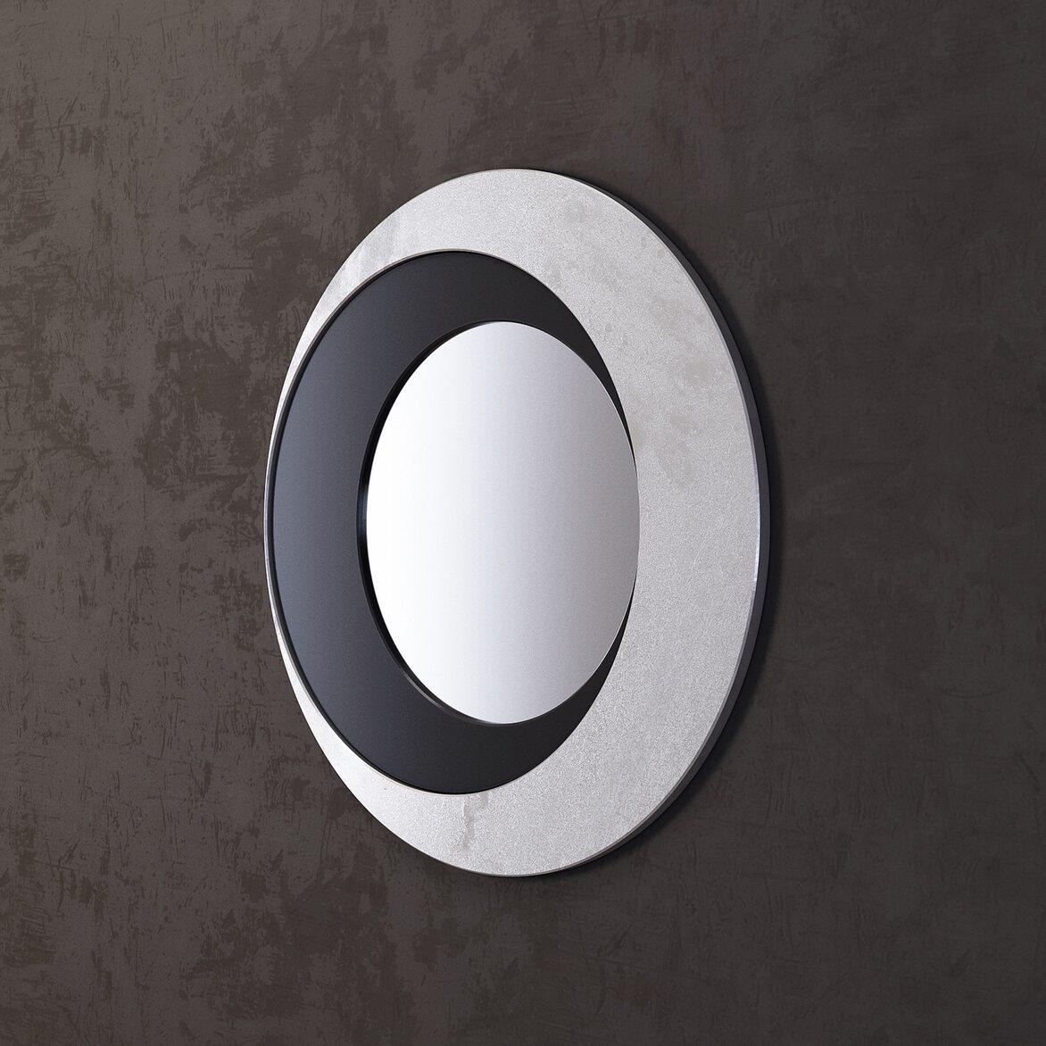Зеркало Moon 2 | Настенные зеркала Kingsby