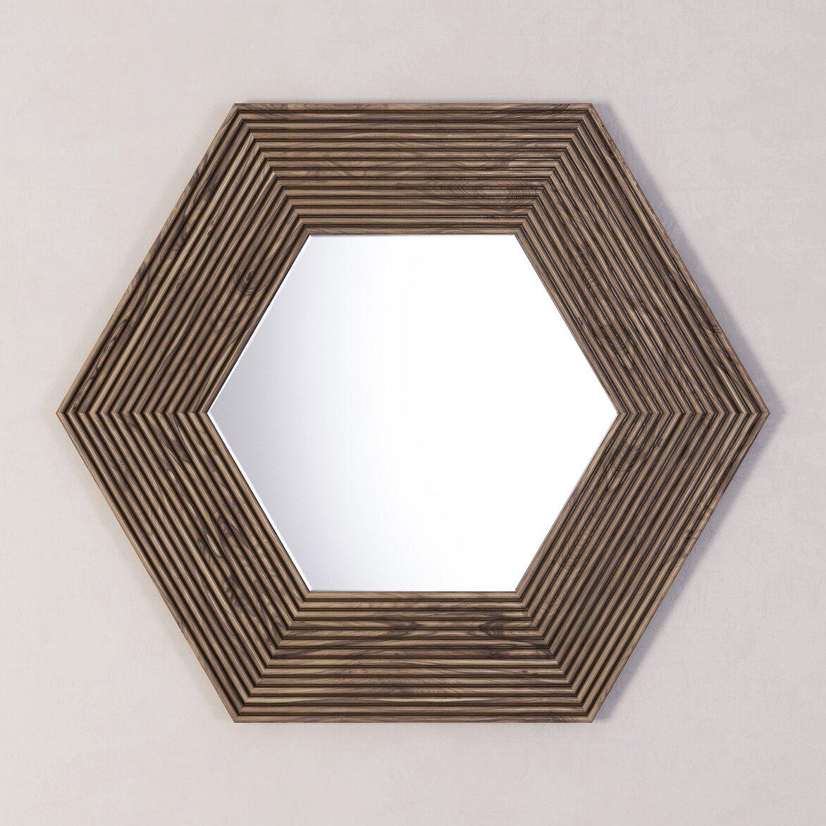 Зеркало Сorners | Настенные зеркала Kingsby