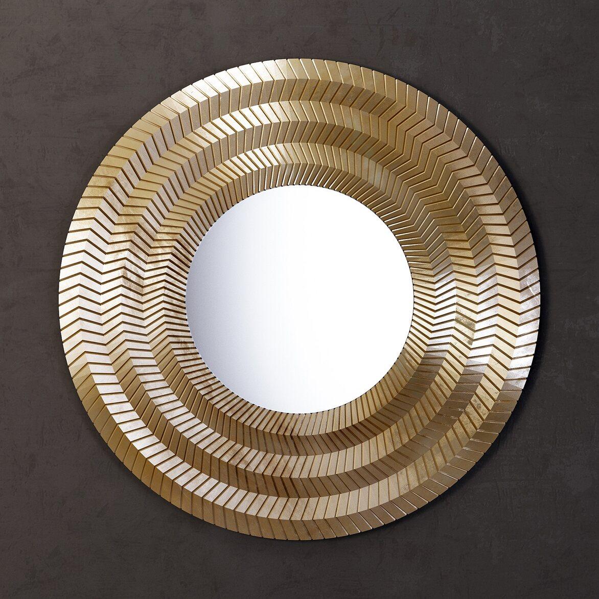 Зеркало Millennium Gold | Настенные зеркала Kingsby