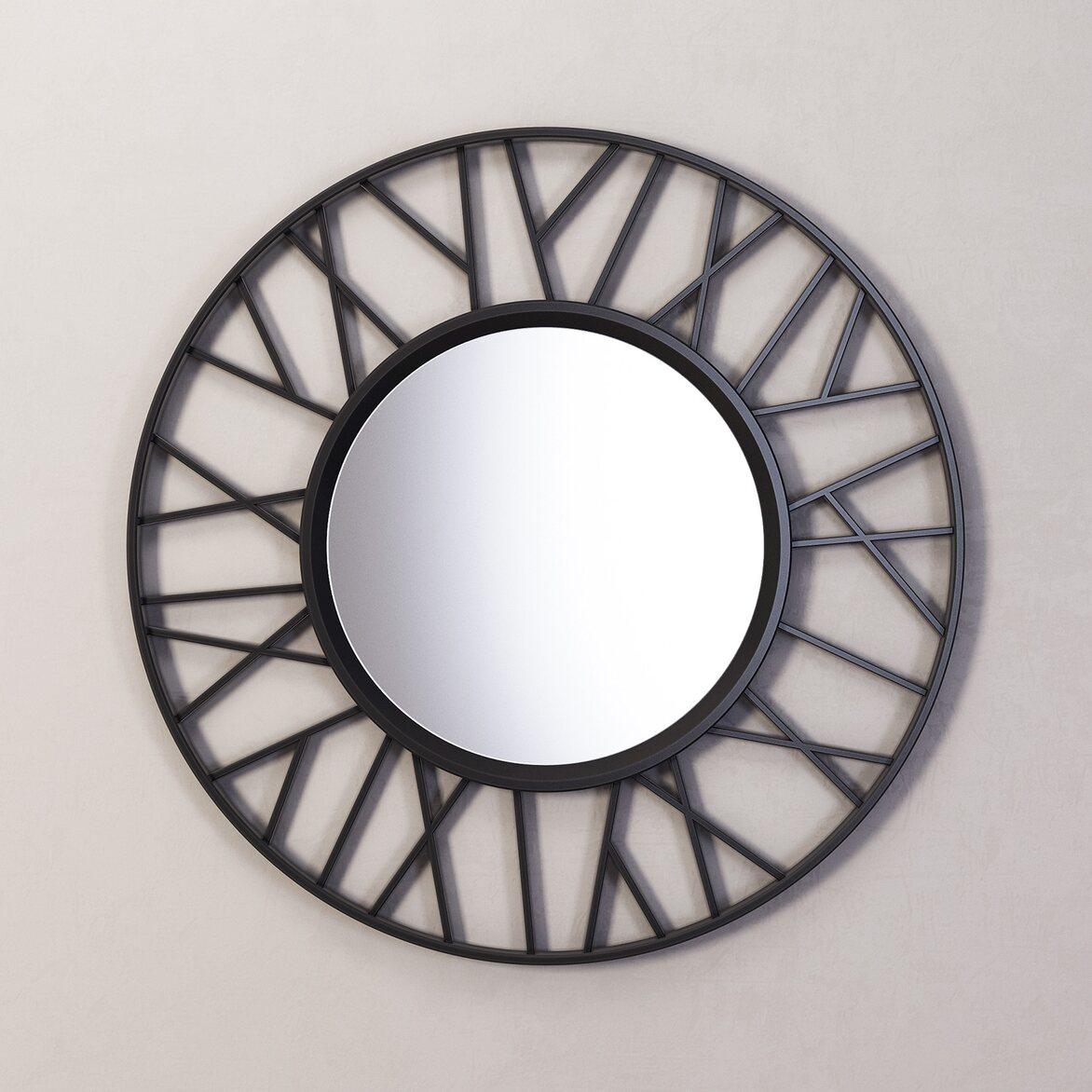 Зеркало Hugo   Настенные зеркала Kingsby