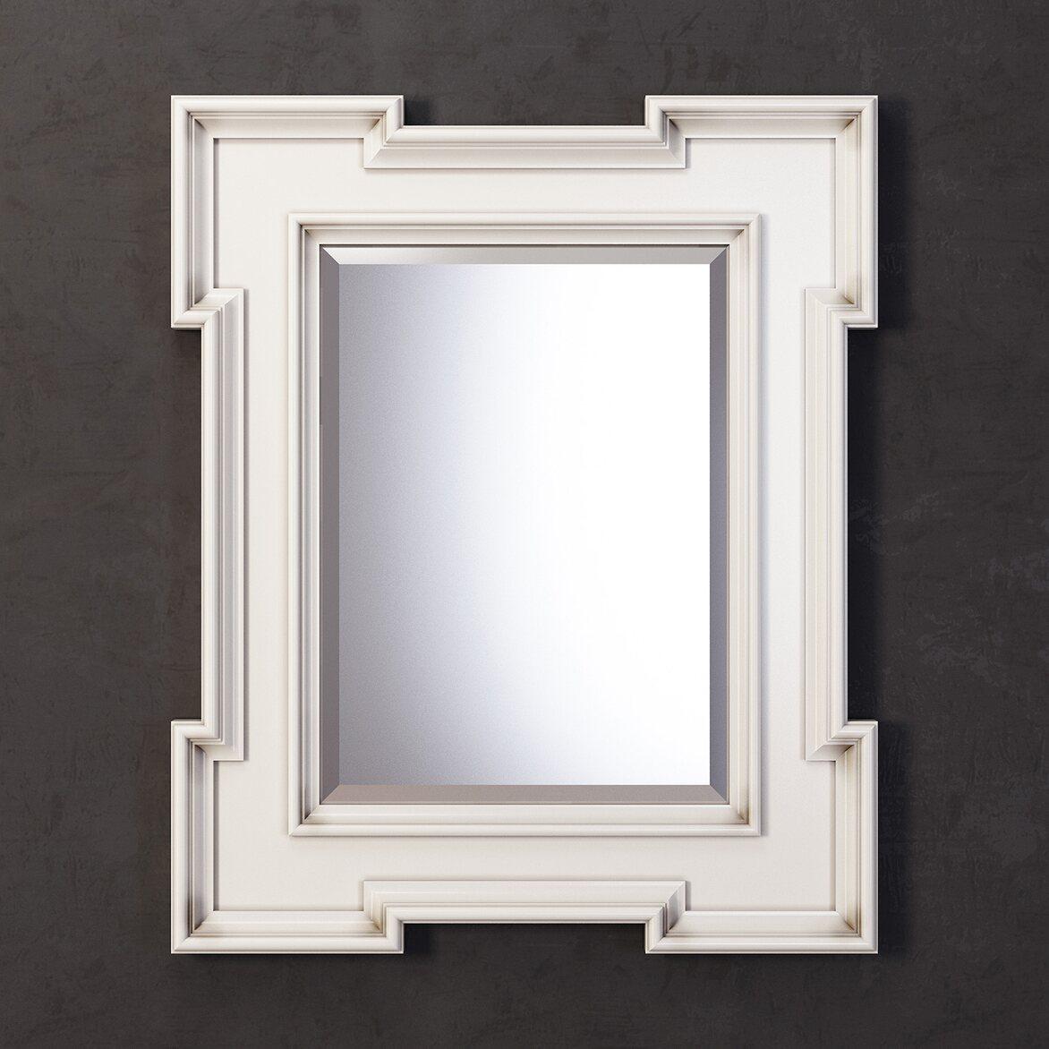 Зеркало Preston, Ivory | Настенные зеркала Kingsby