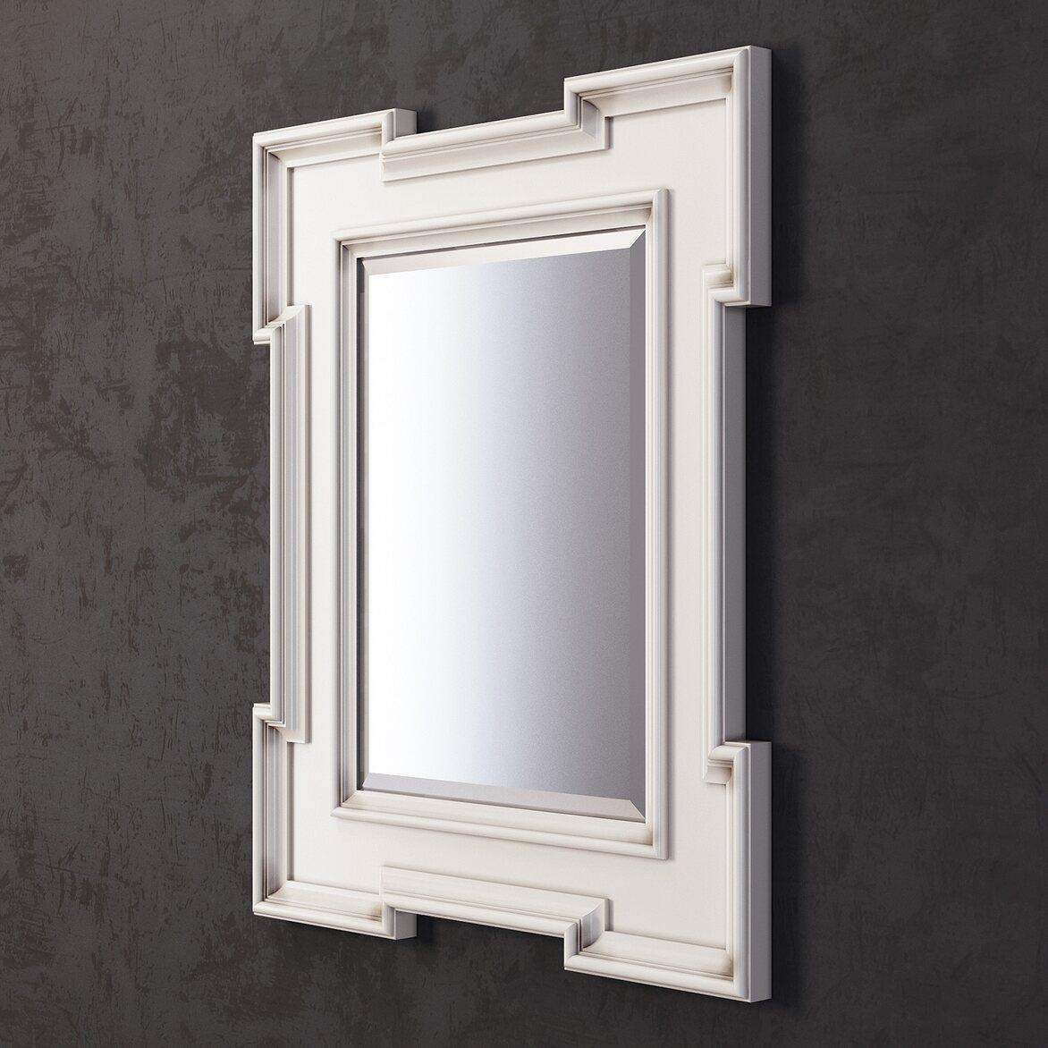 Зеркало Preston, Ivory 2 | Настенные зеркала Kingsby