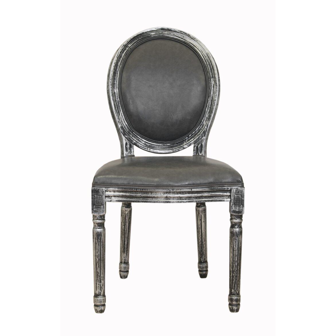 Стул Volker silver | Обеденные стулья Kingsby