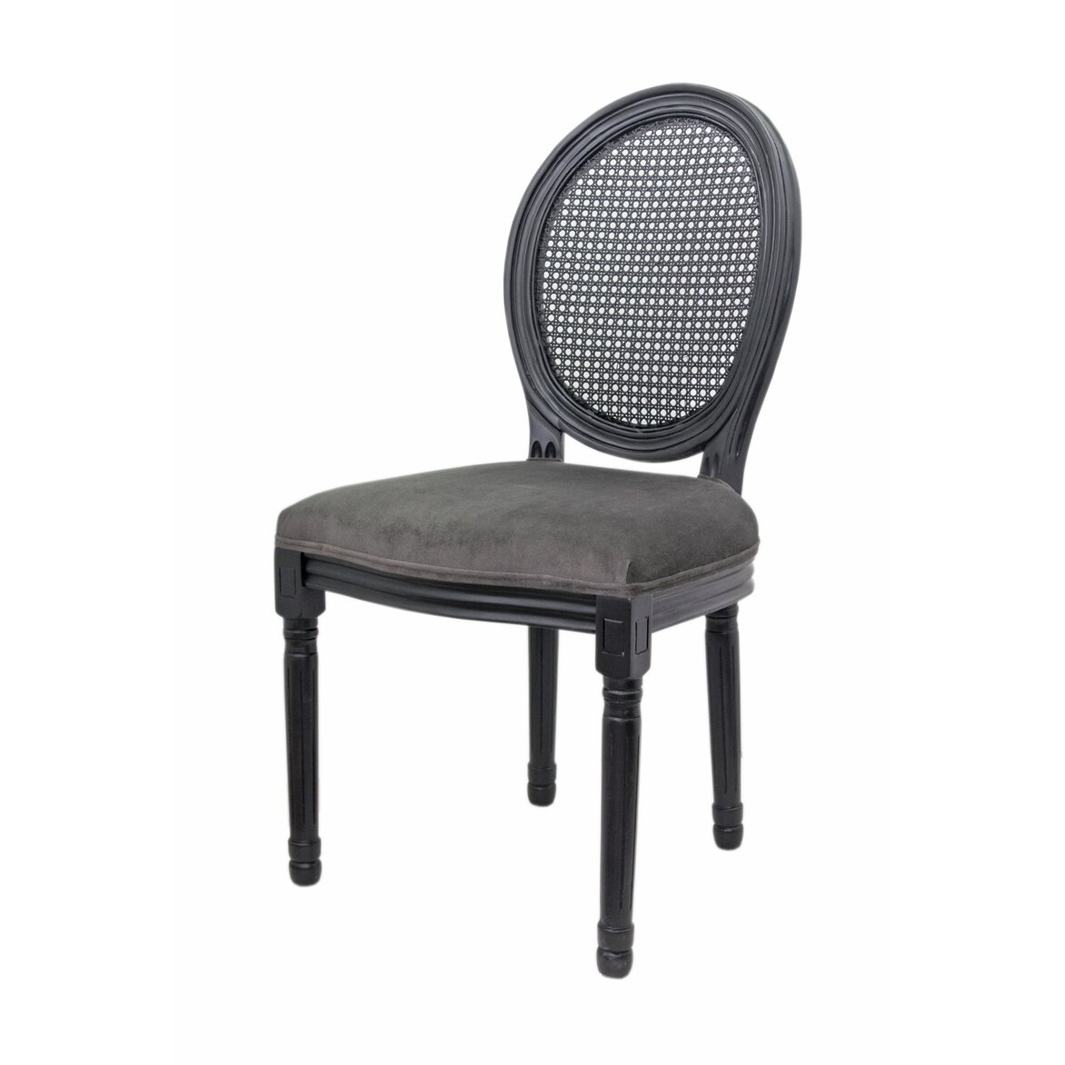 Стул Memos grey 4 | Обеденные стулья Kingsby
