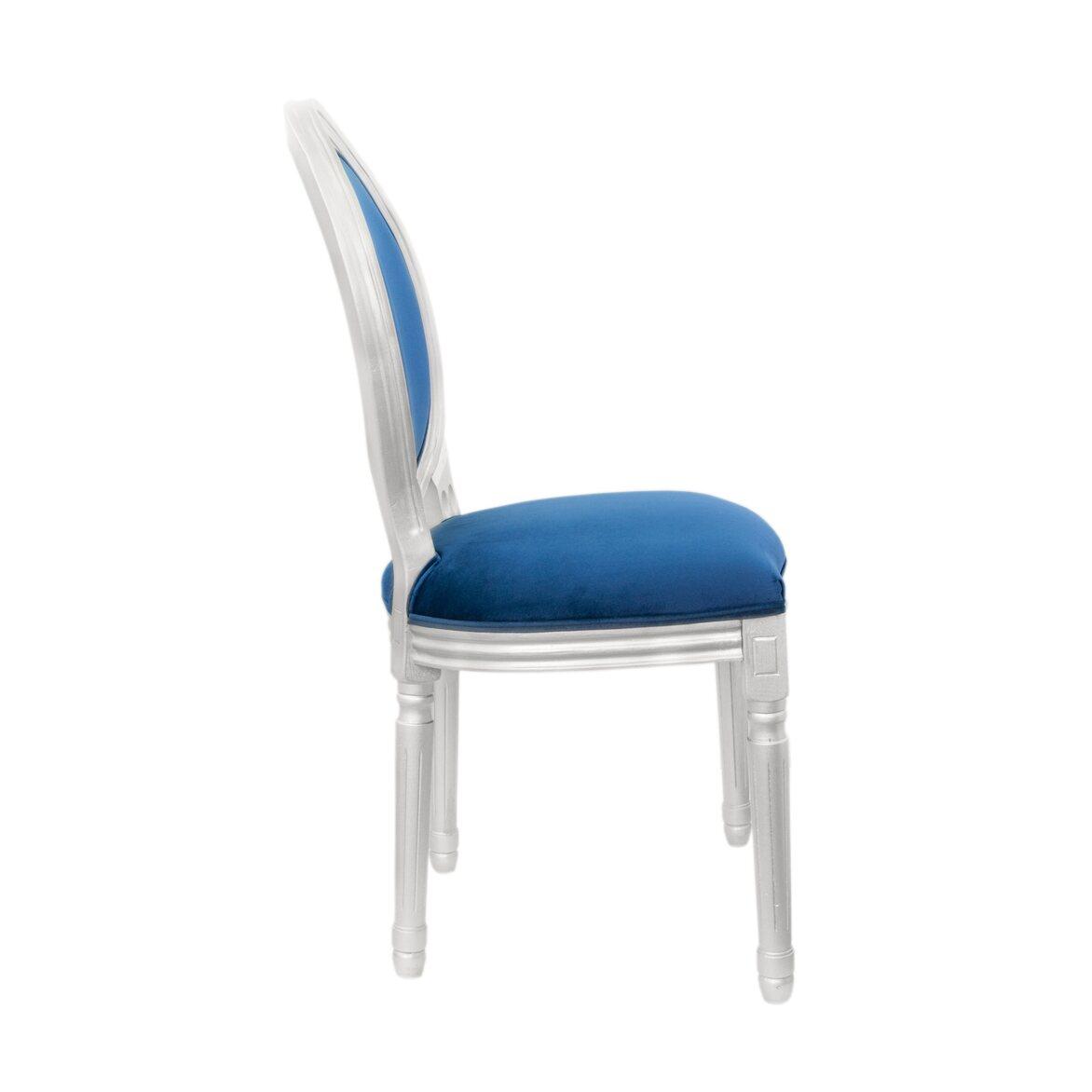 Стул Volker silver 5KS24501-SB 2   Обеденные стулья Kingsby