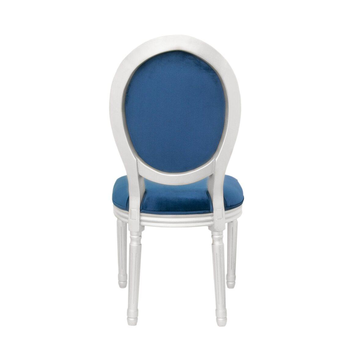 Стул Volker silver 5KS24501-SB 3   Обеденные стулья Kingsby