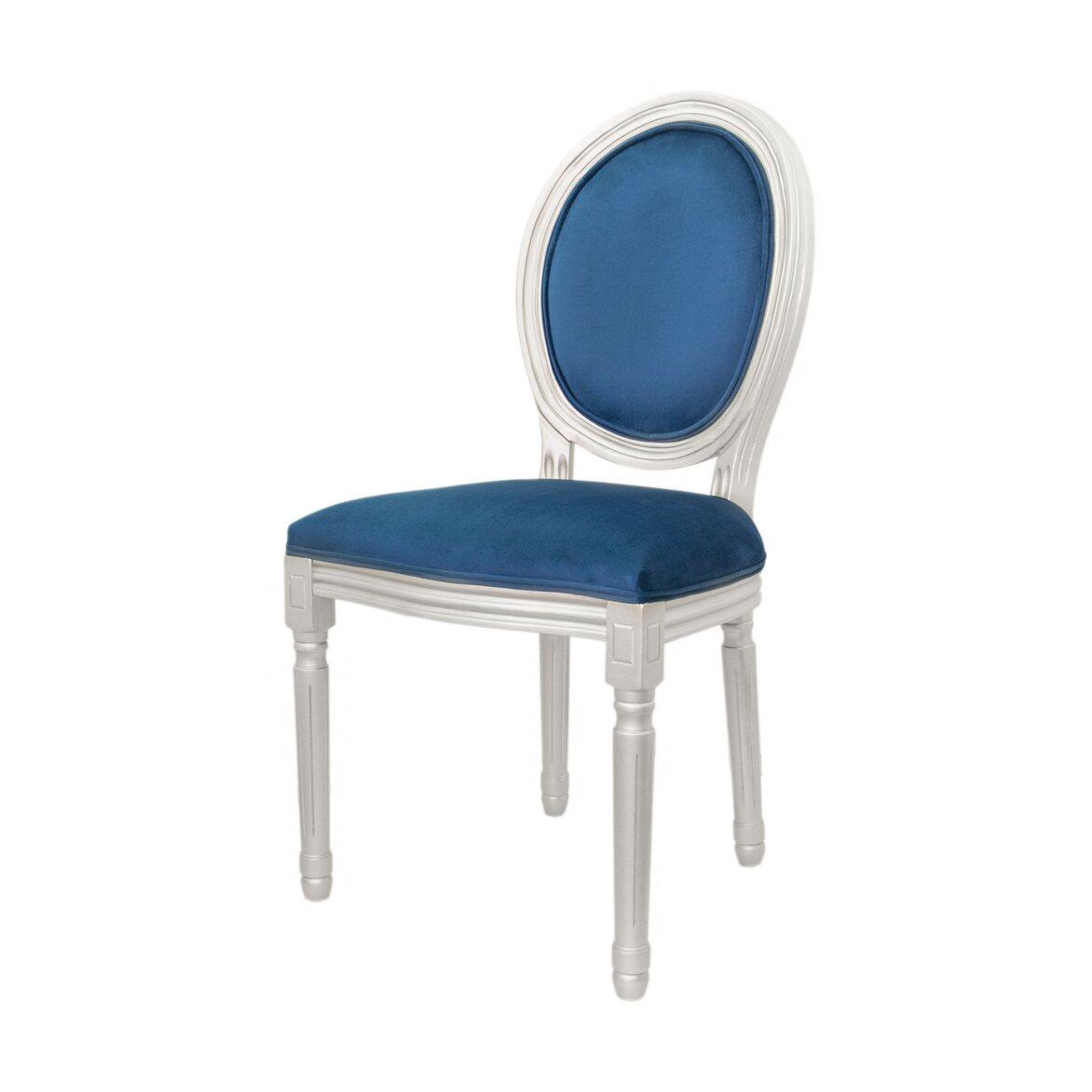 Стул Volker silver 5KS24501-SB 4   Обеденные стулья Kingsby