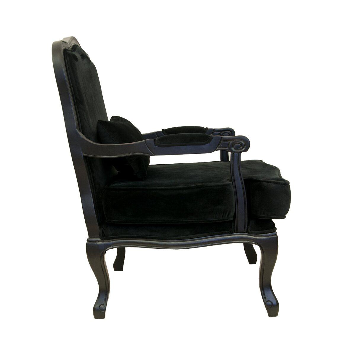 Кресло Nitro black 2 | Кресло-стул Kingsby