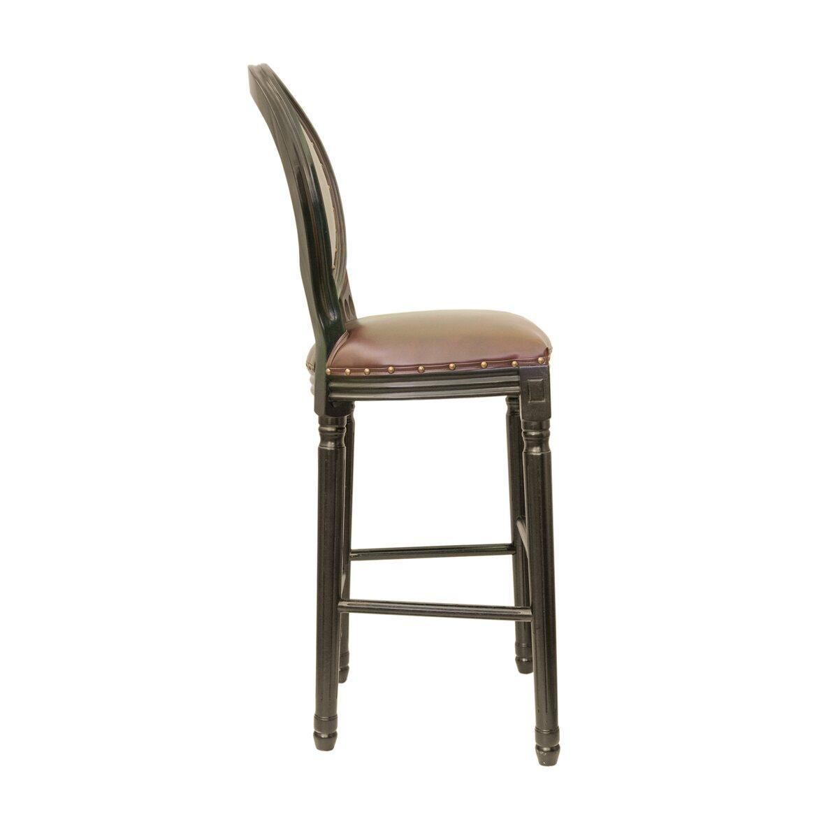 Барный стул Filon brown ver.2 2   Барные стулья Kingsby