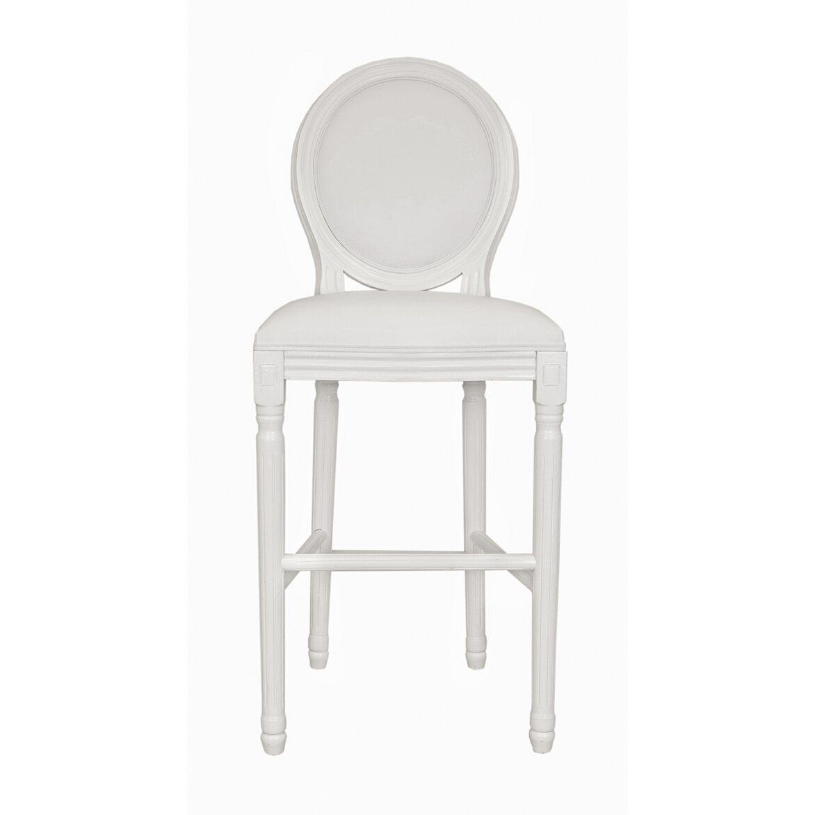 Барный стул Filon white   Барные стулья Kingsby