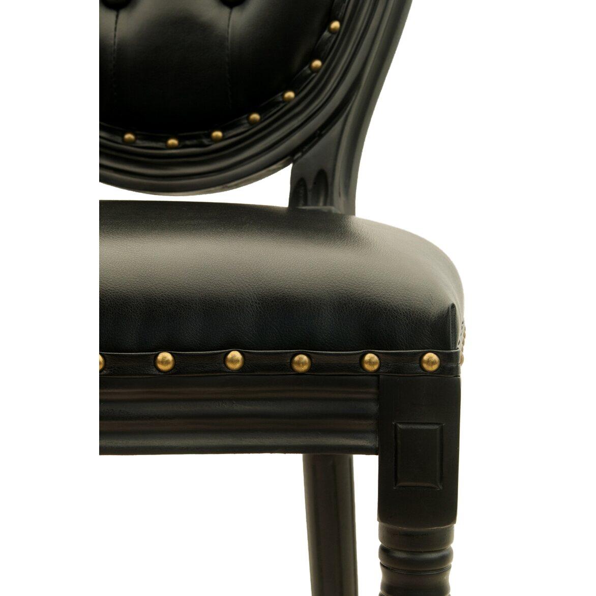 Барный стул Filon button black 5   Барные стулья Kingsby