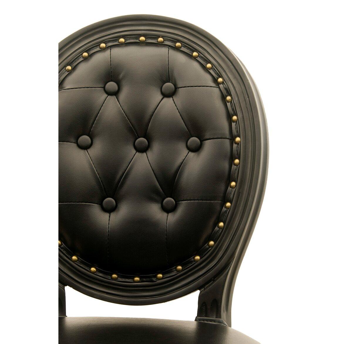 Барный стул Filon button black 6   Барные стулья Kingsby