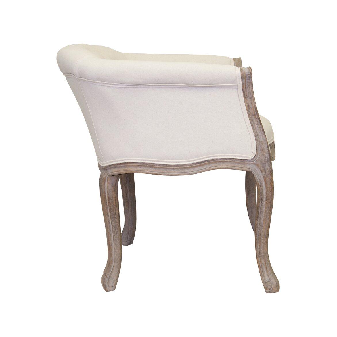 Низкое кресло Kandy beige 2   Маленькие кресла Kingsby