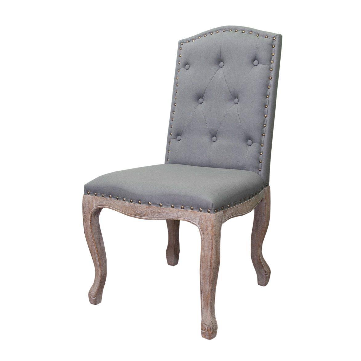 Стул Melis grey 4   Обеденные стулья Kingsby
