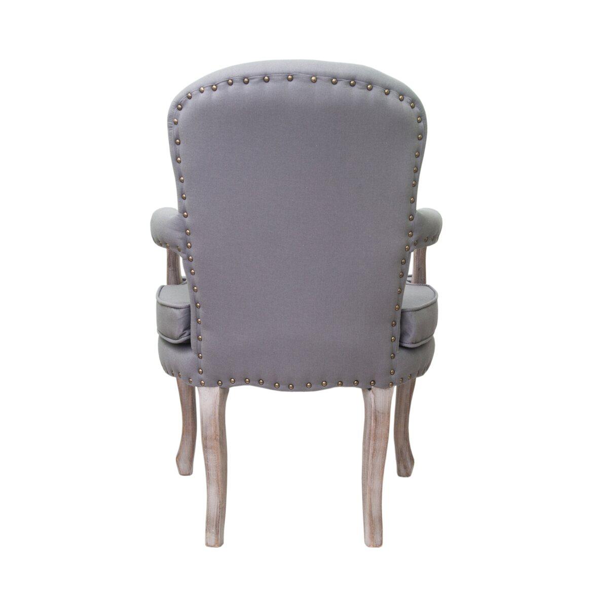 Кресло Anver grey 3   Кресло-стул Kingsby