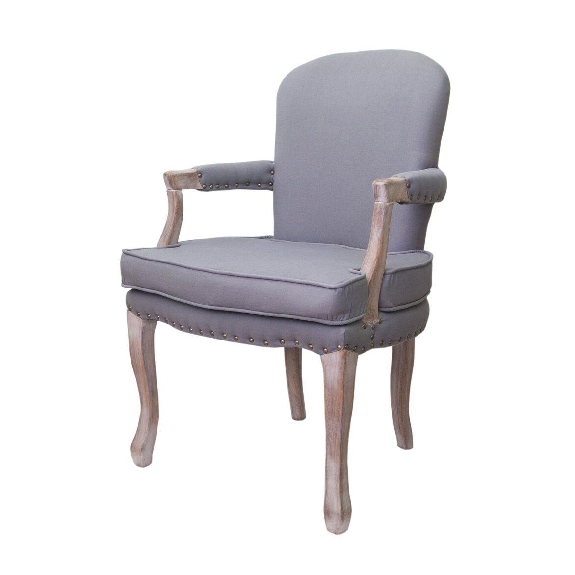 Кресло Anver grey 4   Кресло-стул Kingsby