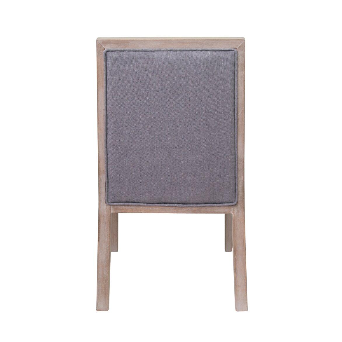 Стул Grem grey 2 | Обеденные стулья Kingsby
