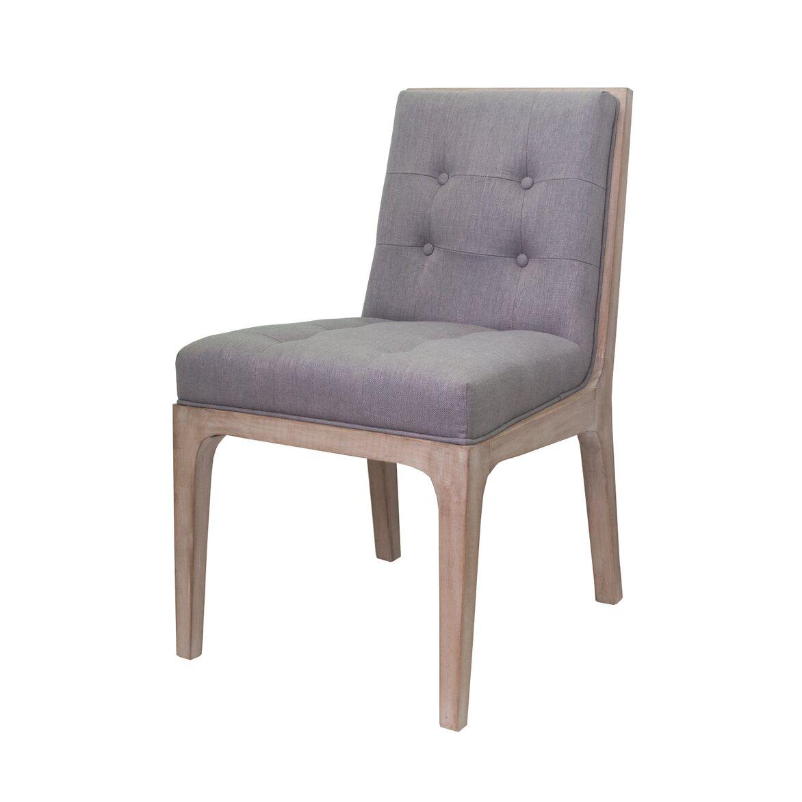 Стул Grem grey 4 | Обеденные стулья Kingsby