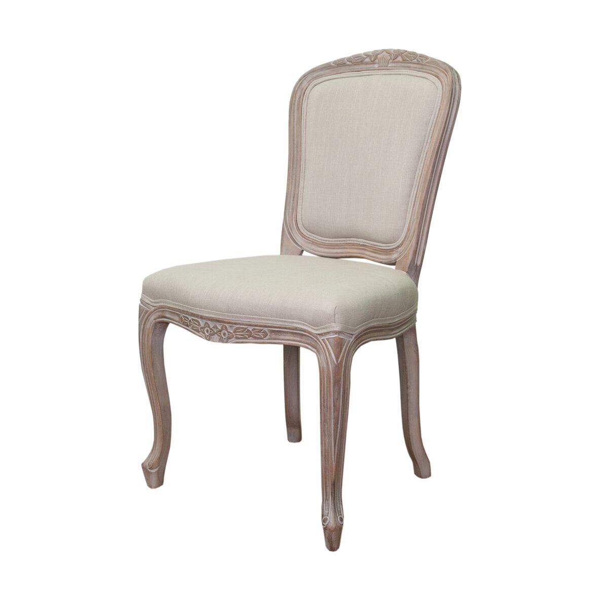 Стул Gran beige 4 | Обеденные стулья Kingsby