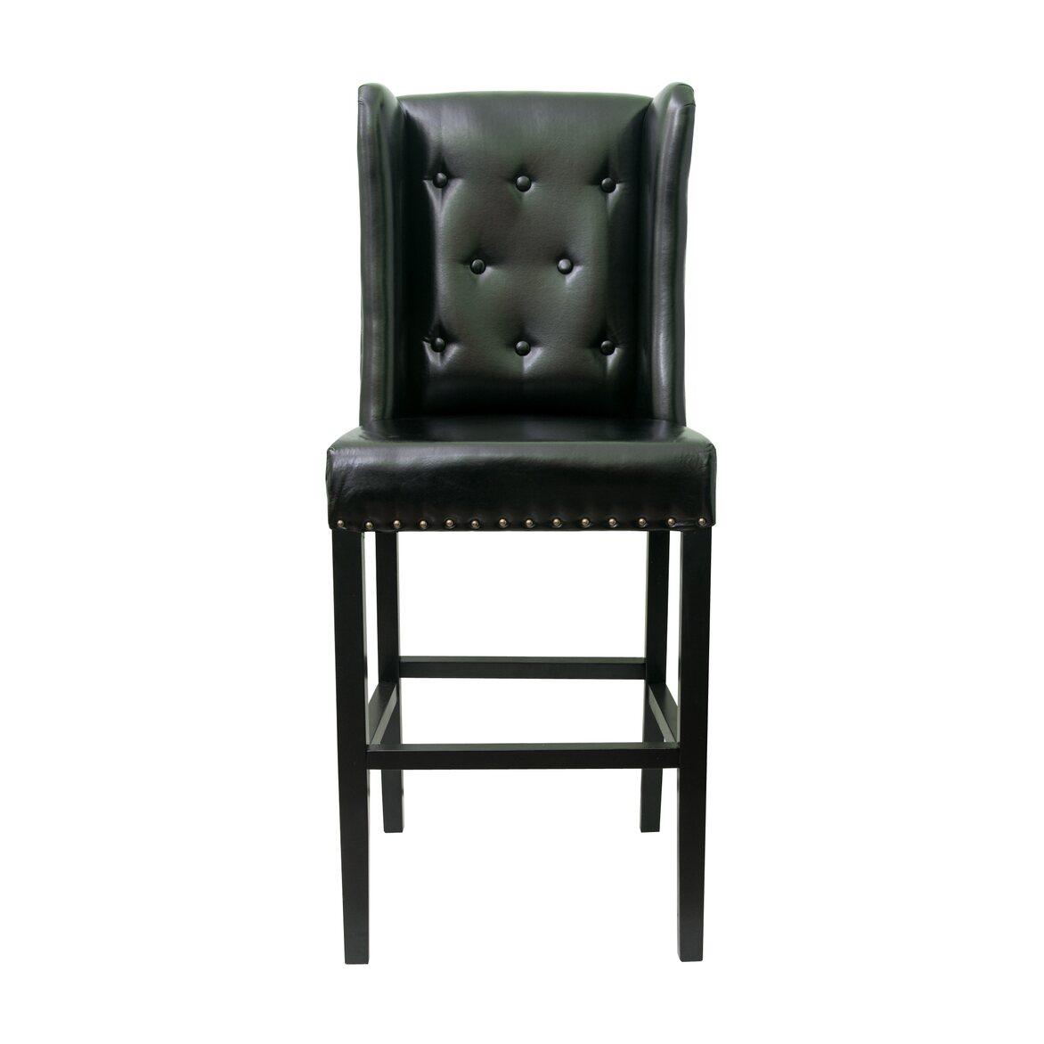 Стул Skipton black | Барные стулья Kingsby