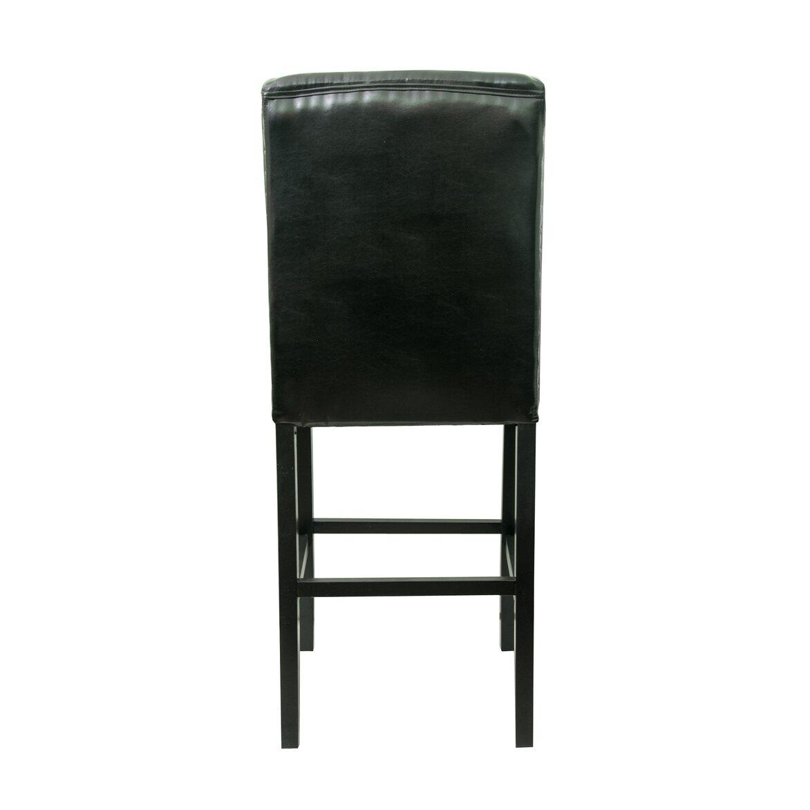 Стул Skipton black 3 | Барные стулья Kingsby