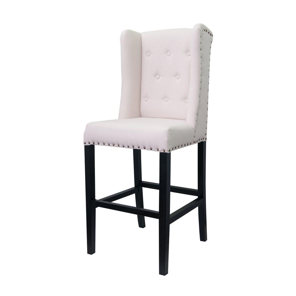Стул Skipton beige ver.2 4 | Барные стулья Kingsby