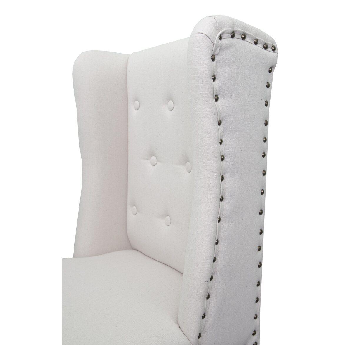 Стул Skipton beige ver.2 5 | Барные стулья Kingsby