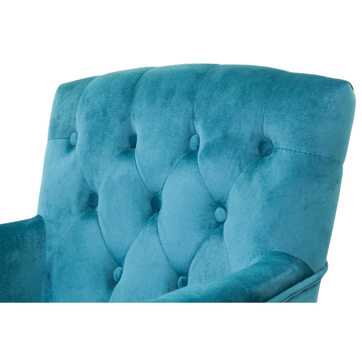 Кресло Deron blue ver.2 5 | Кресло-стул Kingsby
