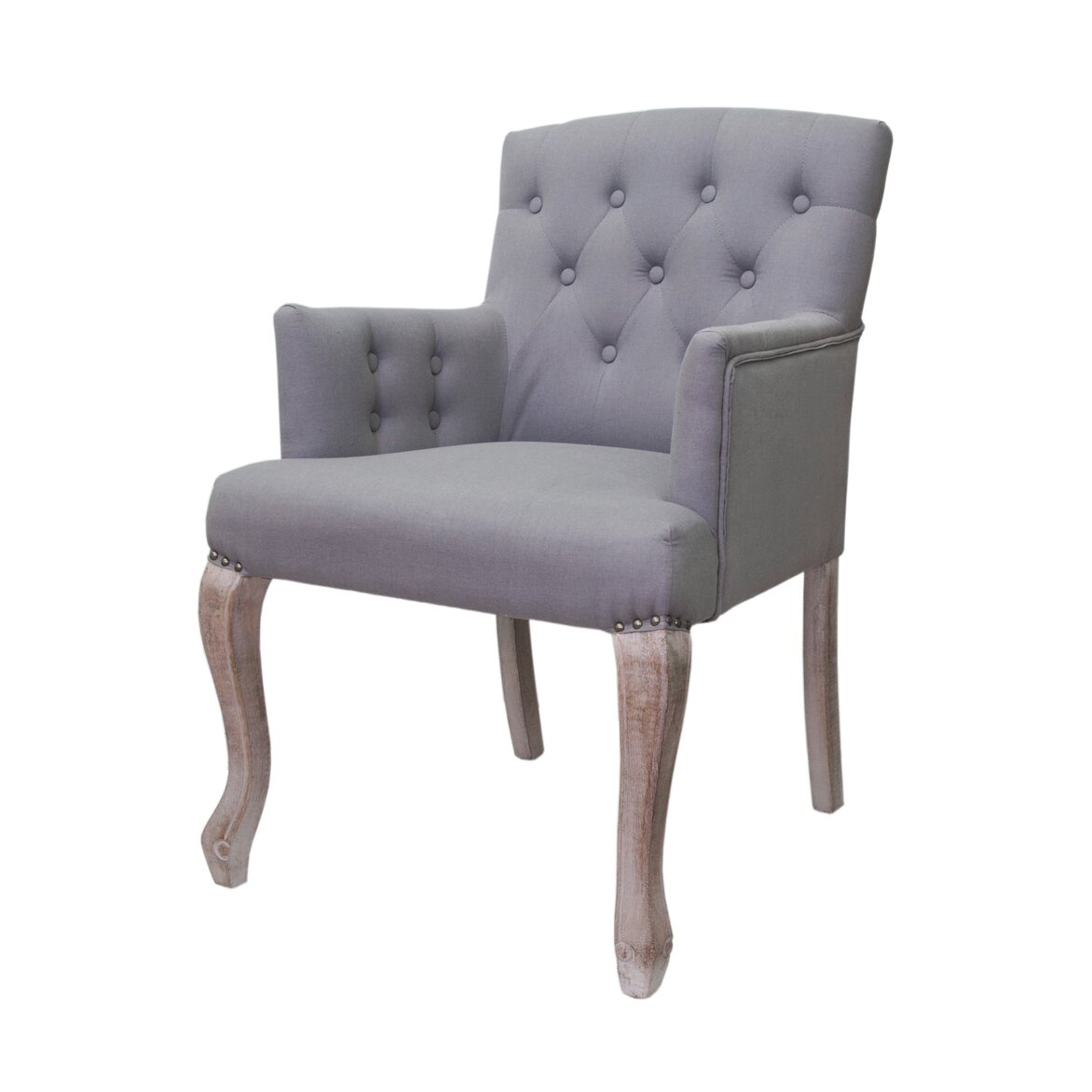 Кресло Deron grey ver.2 4 | Кресло-стул Kingsby