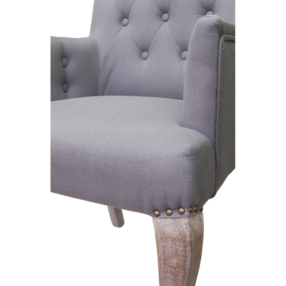 Кресло Deron grey ver.2 5 | Кресло-стул Kingsby