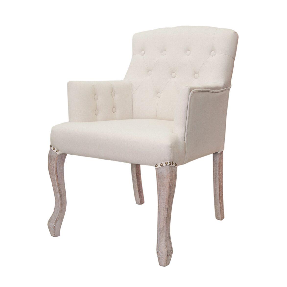 Кресло Deron beige ver.2 4 | Кресло-стул Kingsby