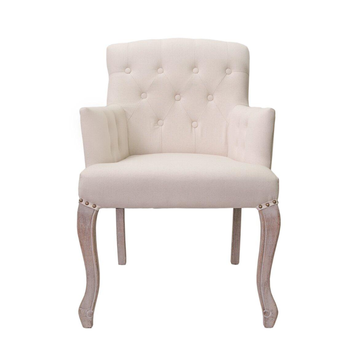 Кресло Deron beige ver.2 | Кресло-стул Kingsby