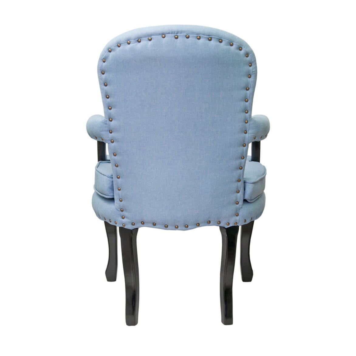 Кресло Anver blue 3 | Кресло-стул Kingsby