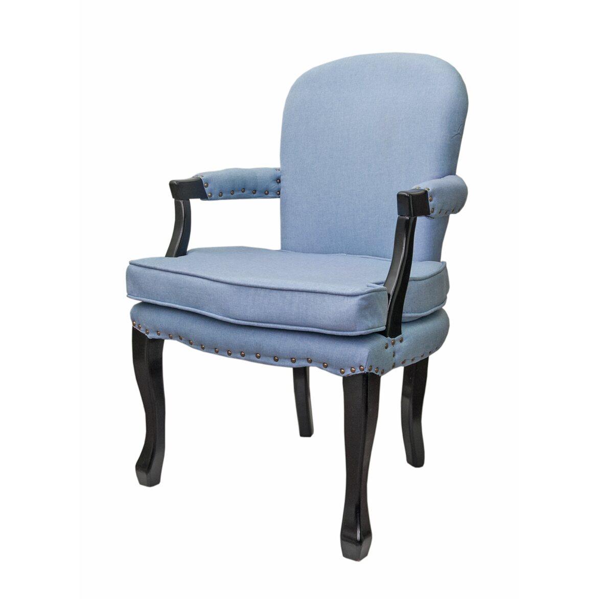 Кресло Anver blue 4 | Кресло-стул Kingsby