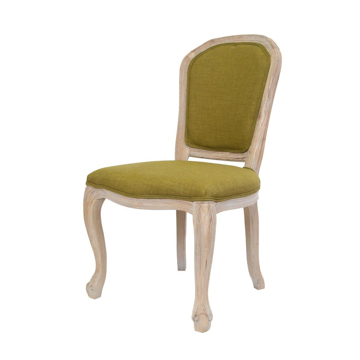 Стул Granes green 4 | Обеденные стулья Kingsby