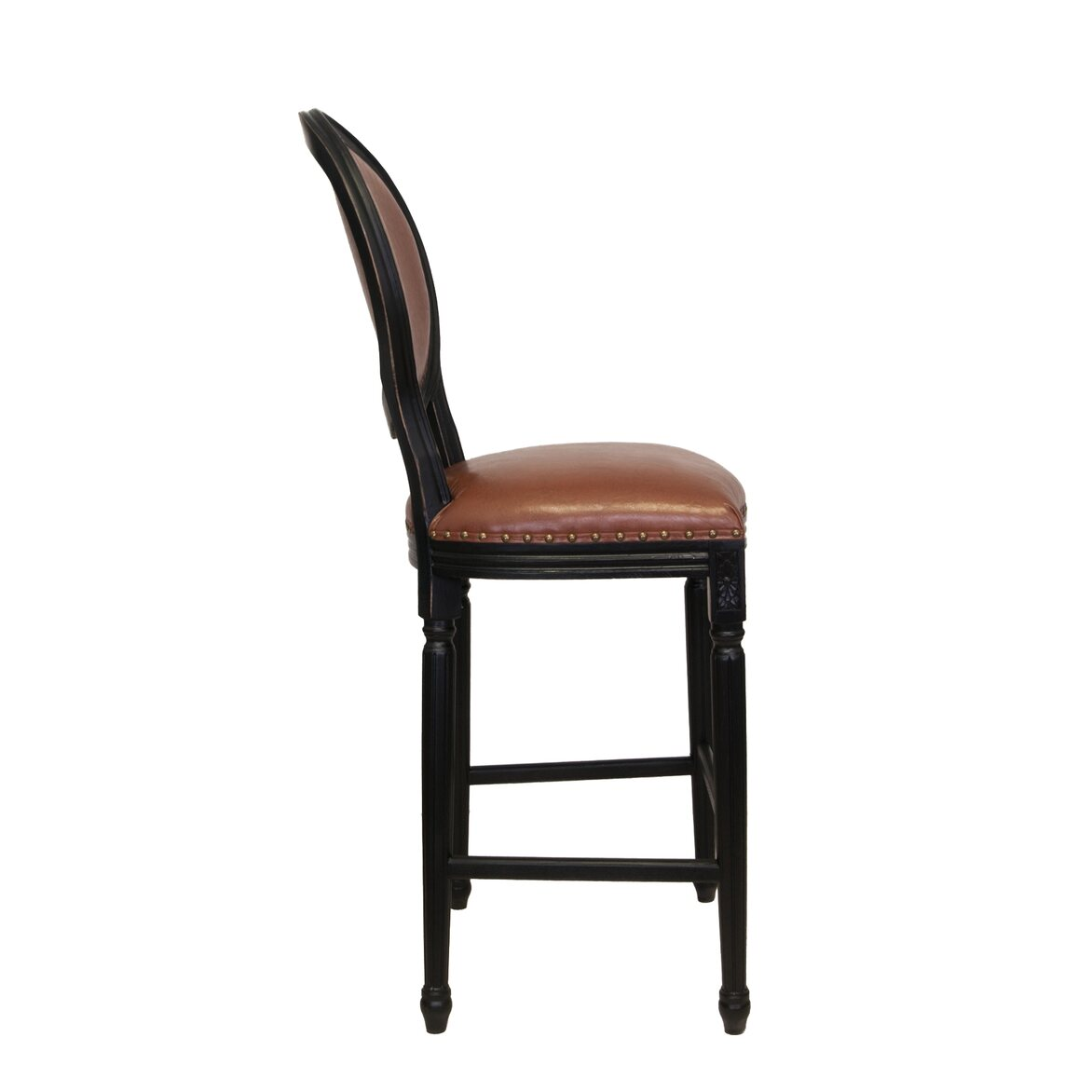 Барный стул Filon brown 2   Барные стулья Kingsby