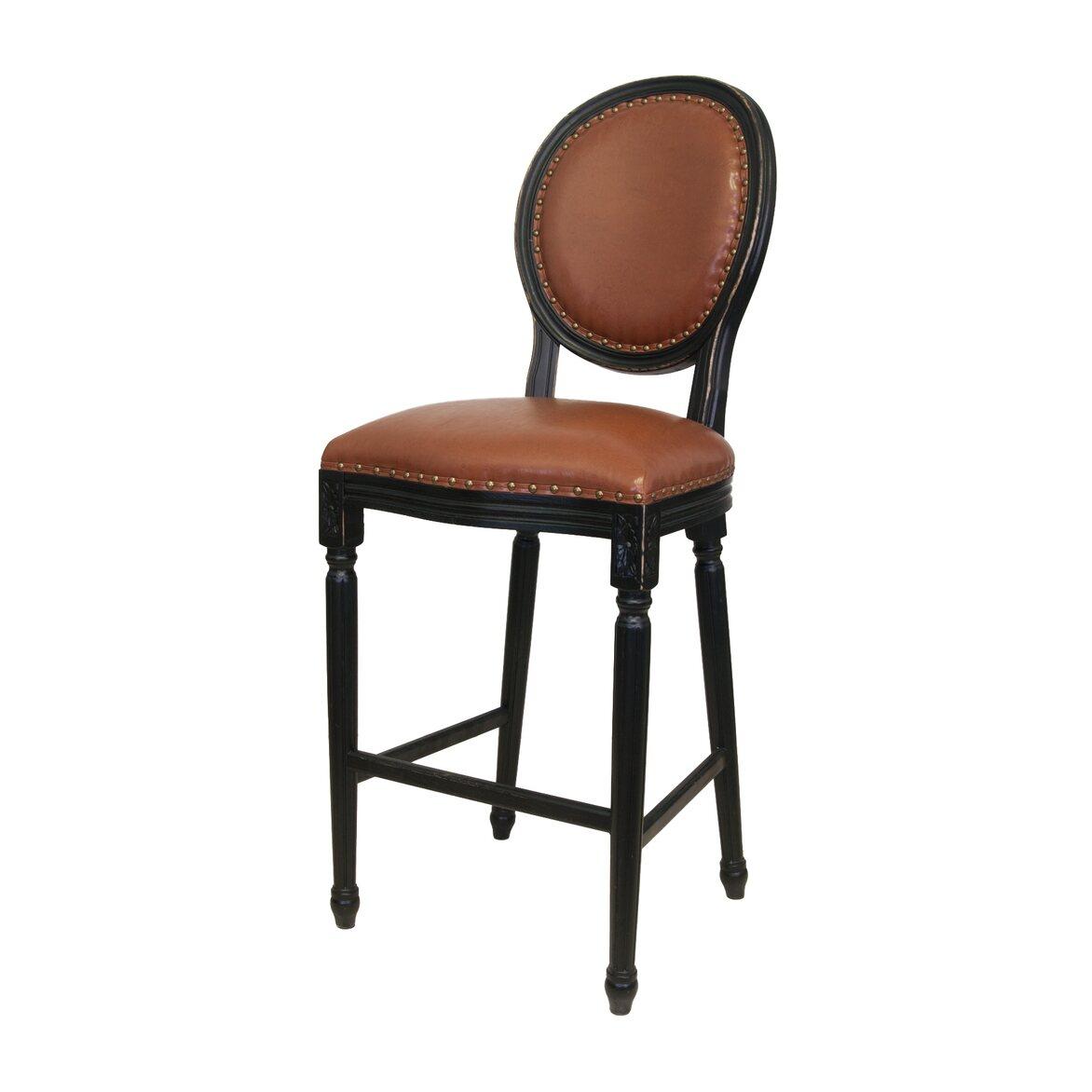 Барный стул Filon brown 4   Барные стулья Kingsby