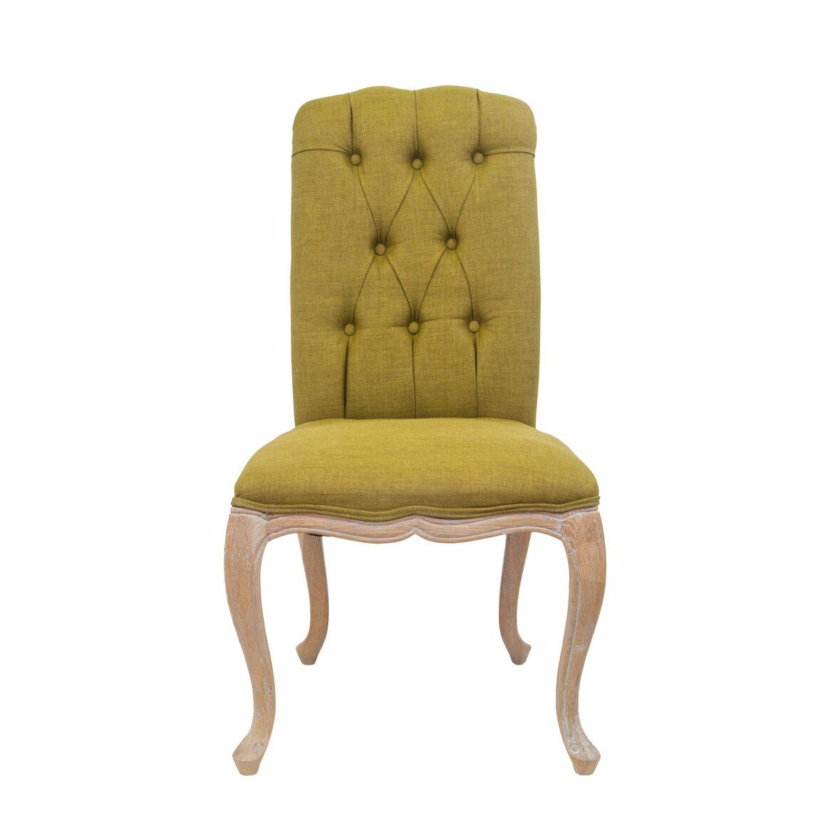 Стул Meliso green | Обеденные стулья Kingsby