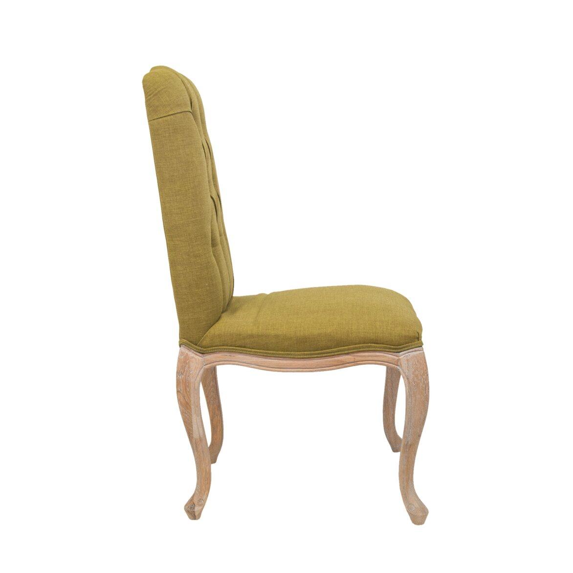 Стул Meliso green 2 | Обеденные стулья Kingsby
