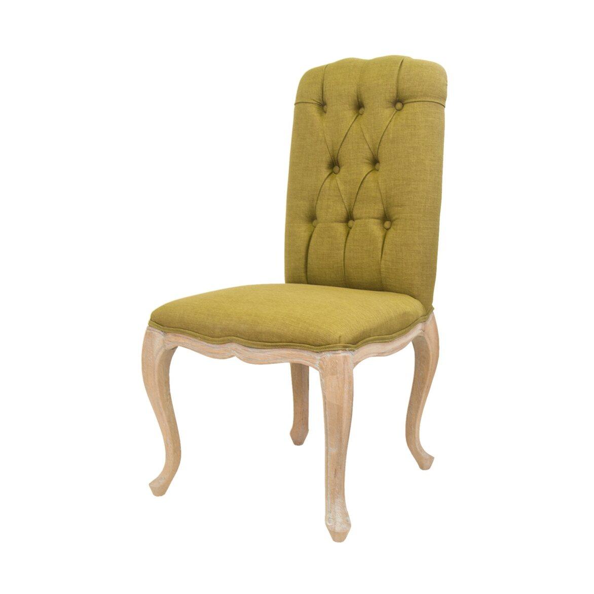Стул Meliso green 4 | Обеденные стулья Kingsby