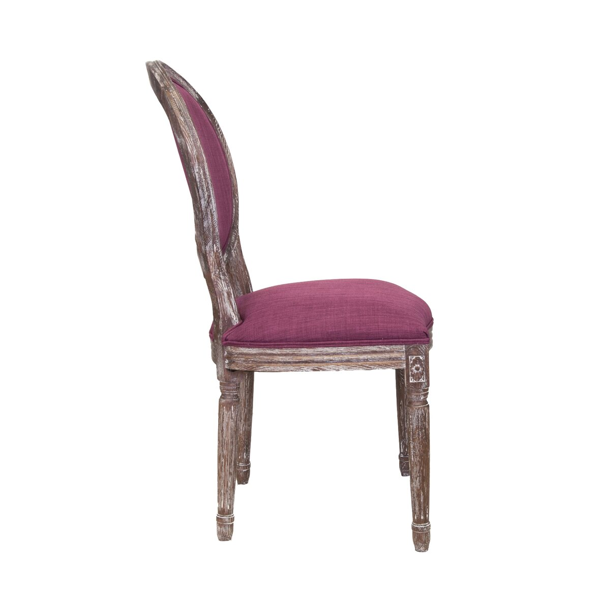 Стул Miro violet 3 | Обеденные стулья Kingsby