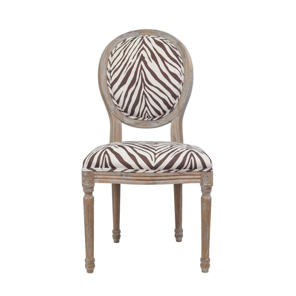 Стул Miro zebra   Обеденные стулья Kingsby