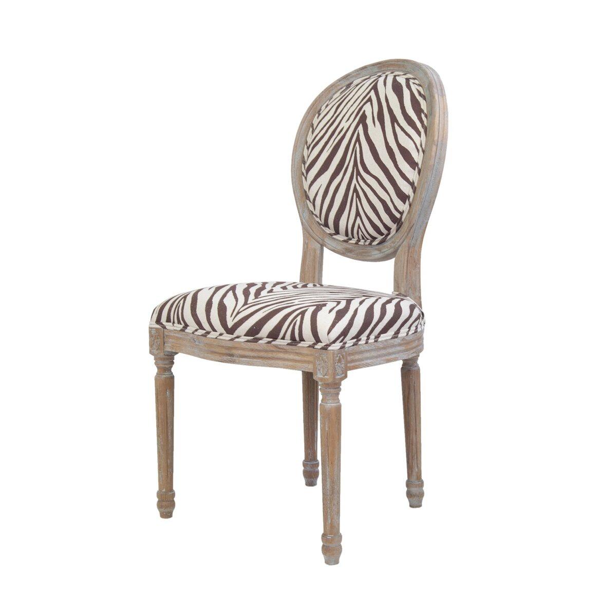 Стул Miro zebra 4   Обеденные стулья Kingsby
