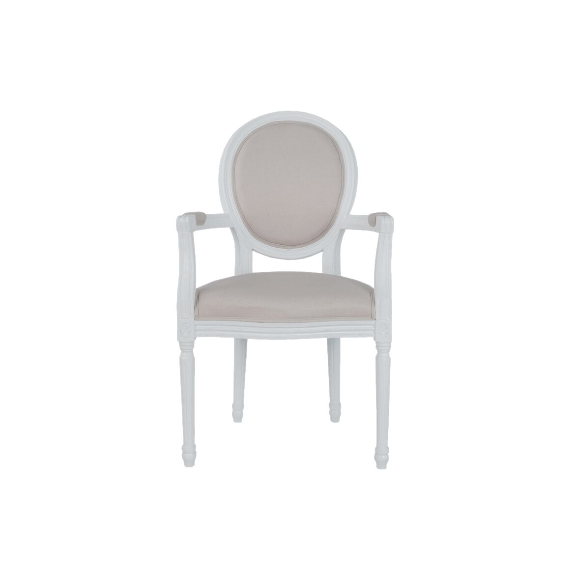 Кресло Diella white | Кресло-стул Kingsby